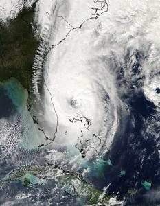 Hurricane Wilma 2005